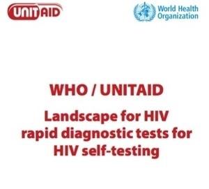 Landscape for HIV rapid diagnostic tests report - 2015