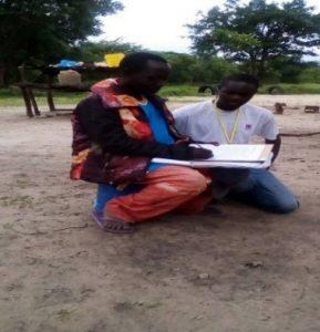 Woman in Kapiri Mposhi